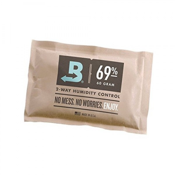 BOVEDA HUMIDITY CONTROL PACKET 69% 60gr